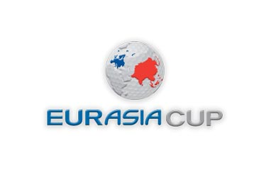 Golf TV Graphics by MST SYSTEMS for Eurasia CUp