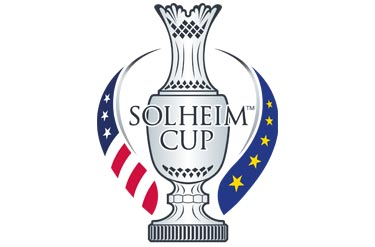 Golf TV Graphics by MST SYSTEMS for the Solheim Cup